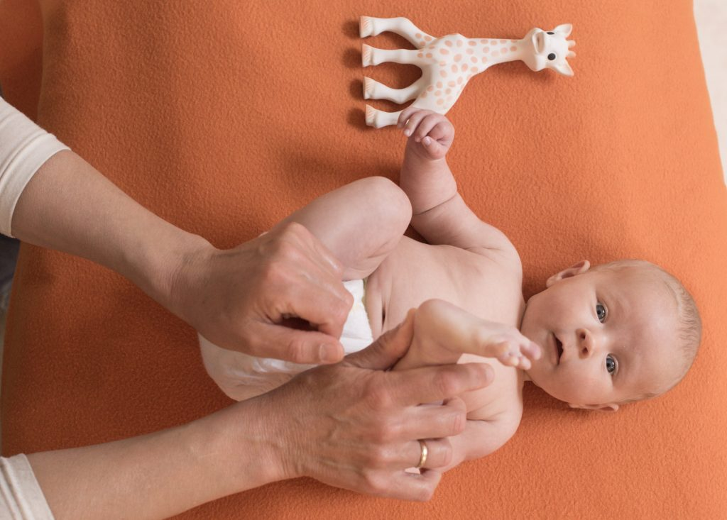 osteopathie baby